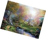 Ceaco Thomas Kinkade Perfect Puzzle 1000 Piece Jigsaw New