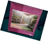 """Thomas Kinkade Puzzle """"Summer Gate"""" 1000 Pieces by Ceaco"""