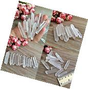 50g Lot Tibet Natural Clear Crystal White Quartz Points
