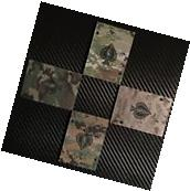 TIC TACTICAL ACE OF SPADES DEATH CARD MORALE PATCH W VELCRO