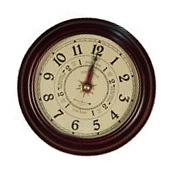 "9 1/2"" TIDE/TIME CLOCK BY WEST & CO"