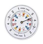 Tidetime Nautical Tide Clock - Flag Face New