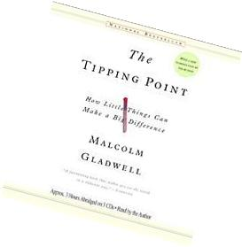 The Tipping Point Publisher: Hachette Audio; Abridged