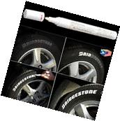 TIRE TREAD White WATERPROOF PERMANENT MARKER QUICK DRY PAINT