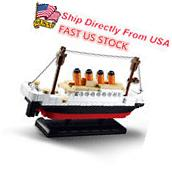 194 pcs Titanic Building Blocks Kids Toy for Children Gift
