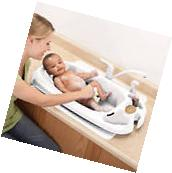 Safety 1st Newborn to Toddler Bath Tub, White