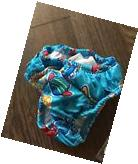 Baby Infant Toddler Finis Swim Diaper xL Extra Large 18-24