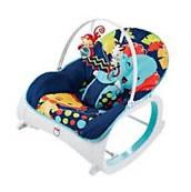 Fisher-Price Infant-to-Toddler Rocker - Midnight Rainforest