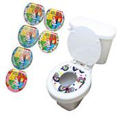 KID TODDLER CHILD GIRL BOY SOFT PADDED TOILET TRAINING POTTY