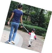 Toddlers Kids Walking Handle Anti-Lost Safety Harness Wrist