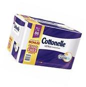 Cottonelle Toilet Paper Ultra Double Rolls ComfortCare Bath Tissue Septic Safe
