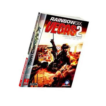 Tom Clancys Rainbow Six Vegas 2 : Prima Official Game Guide