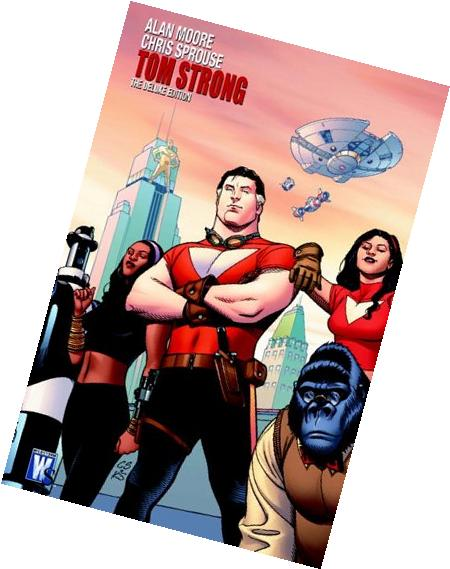 Tom Strong Deluxe Edition Vol. 1
