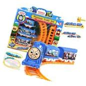 Tomas Handcrafted Electric Train Set Educational Toys Gift