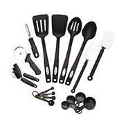 17 Piece Tools Kitchen Gadget Set Utensils Cooking Set