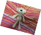 Gund Toothpick Light Brown Teddy Bear Plush Toy New 15