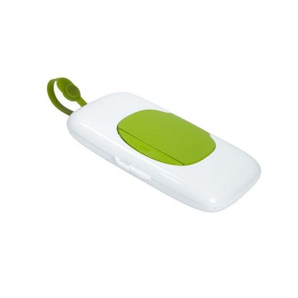 OXO Tot On-the-Go Travel Wipes Dispenser- Green