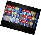lot of 6 Colgate Total Toothpaste, Advanced Whitening, 4 oz