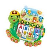 VTech Toys 80-079800 Touch & Learn Turtle - Ages 12-36