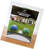 Eastpoint Tournament Bocce Set with Carrier
