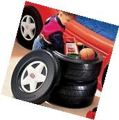 Little Tikes Toy Box Car Tyre Kids Storage Chest Children