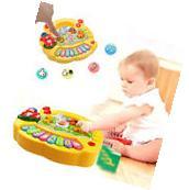 Baby Kids Musical Educational Animal Farm Piano