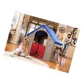 Toy Toddler Play House Big Plastic Outdoor Kids Indoor