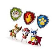 Paw Patrol Tracker Marshall & Apollo Action Pup Toys, Pack