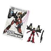 Hasbro Transformers Generations Deluxe Windblade Action