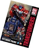 NEW Hasbro Transformers MAS-01 Optimus Prime Mega Action