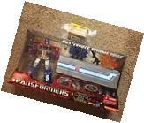 Transformers Hasbro Masterpiece Optimus Prime NEW MISB USA
