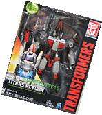Transformers Titans Return Ominus & Sky Shadow Leader Class