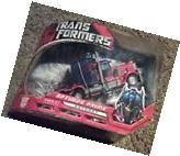 Transformers Voyager Class First Strike Optimus Prime Sealed