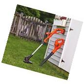 Trimmer Electric Cordless Leaf Blower Grass Yard Lawn Air