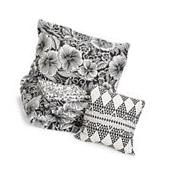 Aeropostale Tropical Floral Bed-in-a-Bag 8-Pc Comforter