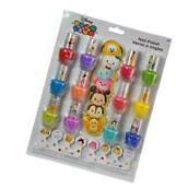 Disney Tsum Tsum Nail Polish Gift Set of 12 With Toe