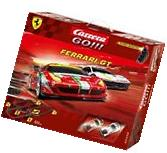Carrera TURBO Evolution La Ferrari slot car 1/43 race set