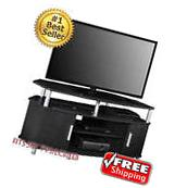 TV Stand Entertainment Center Media Console With Fireplace 2