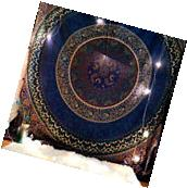 Twin Hippie Indian Tapestry Blue Mandala Throw Wall Hanging