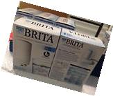 Pack Of Two - Brita White Tap Faucet Replacement Water