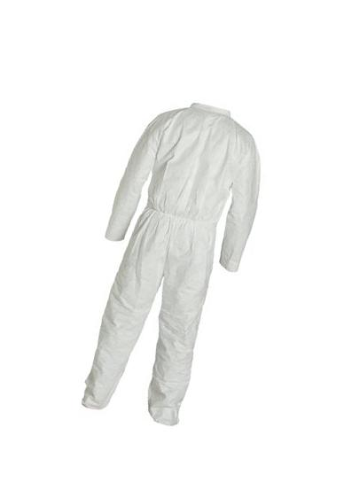 DuPont TY120S Tyvek Fabric Protective Coverall with Safety