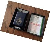 U.S MILITARY NAVY ANCHOR OFFICIAL LICENSED ZIPPO LIGHTER U.S