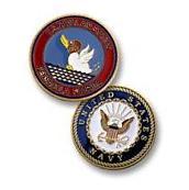 U.S. Navy / Naval Air Station Pensacola, Florida - USN Brass