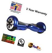 UL Certified Self Balancing Electric Scooter Skateboard