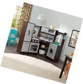 NEW KidKraft Ultimate Corner Play Kitchen With Lights And
