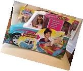 NEW Barbie Ultimate Puppy Mobile Vehicle Camper Can Truck