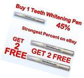 Ultimate Strength 44% Peroxide Teeth Whitening Pen Tooth