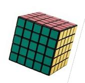 New ShengShou 5x5x5 Speed Ultra-smooth Magic Cube Puzzle