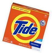 Tide Ultra Powder Laundry Detergent 254 oz, 180 loads CHEAP