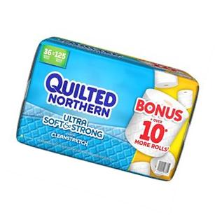 Quilted Northern Ultra Soft and Strong Bathroom Tissue, 2-